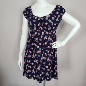 Urban Outfitters Kimchi Blue Floral Dress Women M
